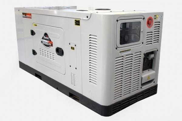 Gerador de energia Toyama à Diesel 27,5KVA TD25SGE3 - Trifás - BSS Maquinas