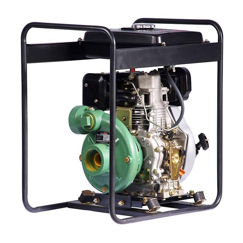 PEDIDO ESPECIAL - RAPHAELL - Motobomba Diesel Toyama TDWP80C - BSS Maquinas
