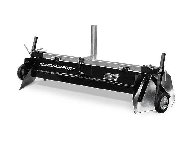 Encanteirador 1200mm COM Rodas para Micro Trator - BSS Maquinas