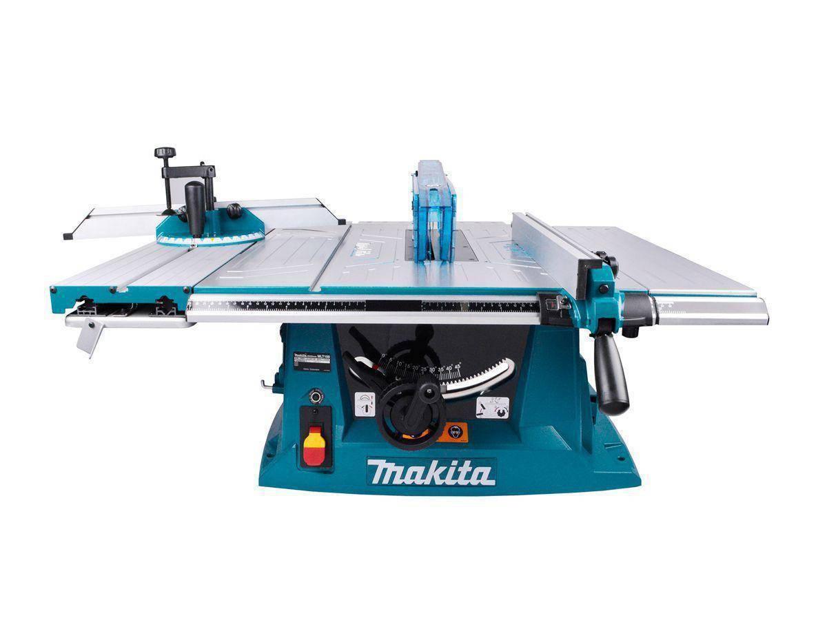 Serra Circular de Bancada Makita MLT100 - 255mm - BSS Maquinas