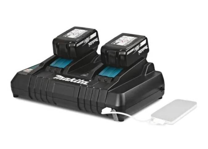 Roçadeira Dur368AZ 36V + 2 Baterias 5ah e Carregador Duplo - BSS Maquinas