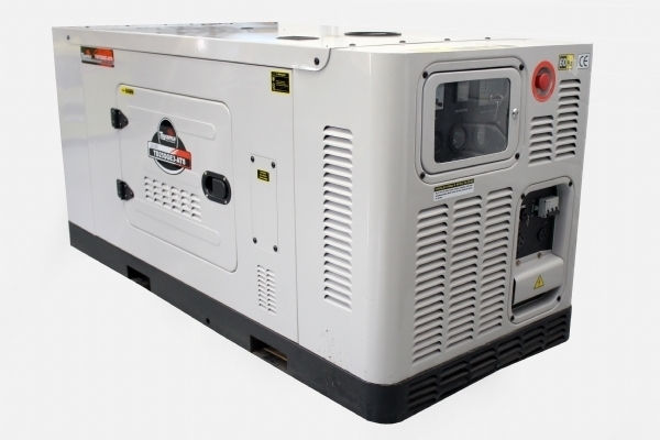 Gerador de energia Toyama à Diesel 27,5KVA TD25SGE3 - BSS Maquinas