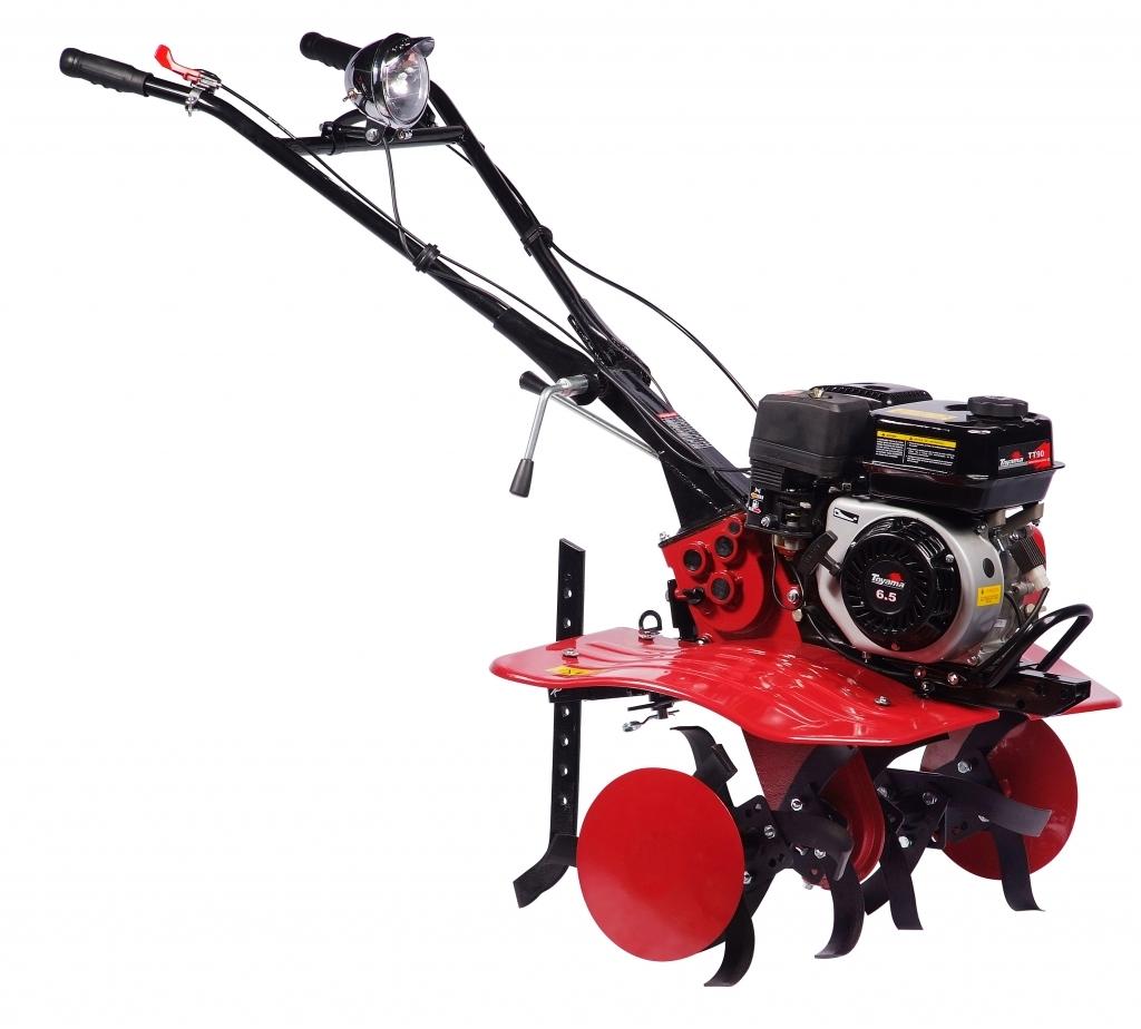 Motocultivador TOYAMA TT90R - Com guidão Reversível - BSS Maquinas