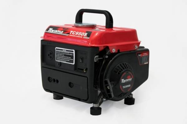 Gerador gasolina TOYAMA TG950TX 950w 2T 110v, ADQUIRA AGORA! - BSS Maquinas