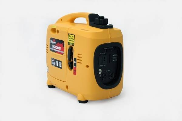 Gerador gasolina TOYAMA TG1000i- 1kva 110v, Em PROMOÇÃO!!! - BSS Maquinas