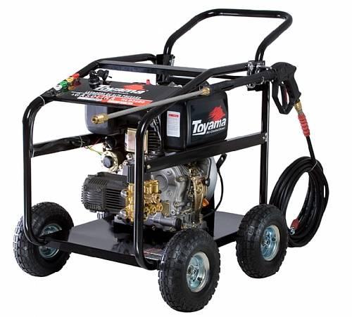 Lavadora alta pressão diesel TOYAMA 3000psi HLD3600, OFERTA! - BSS Maquinas