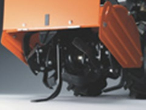 Motocultivador Ideal Para Cama de Aviário - HUSQVARNA TR430  - BSS Maquinas