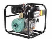 Motobomba TOYAMA diesel centrifuga TDC2N10B 38m3 hora