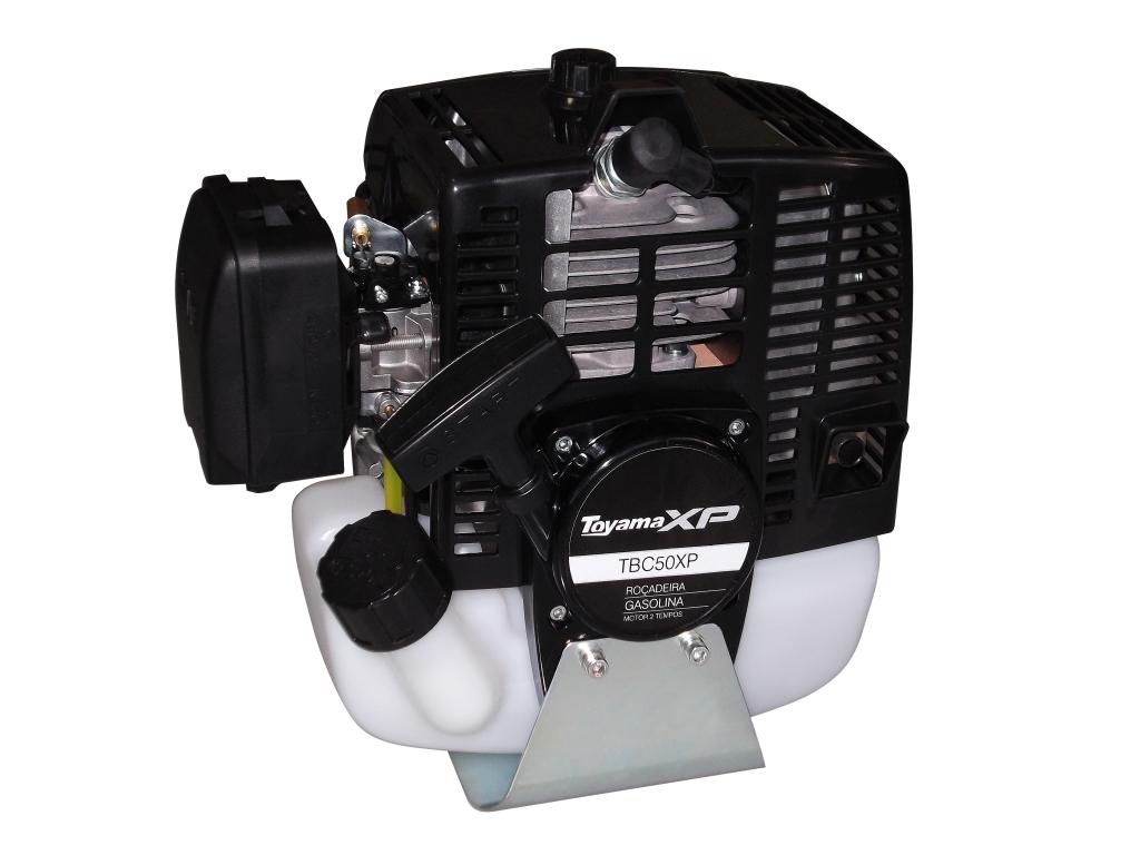 Roçadeira PROFISSIONAL TOYAMA TBC50XP 50cc - BSS Maquinas
