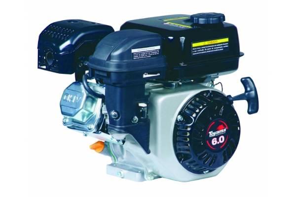 Motor TOYAMA 6,0HP eixo 3/4