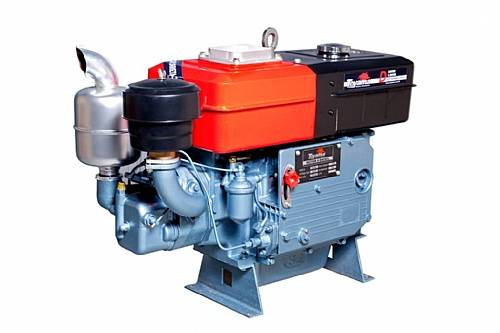 Motor diesel TDW18D2 TOYAMA 16,5 ref. água sifão - BSS Maquinas