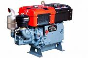 Motor diesel TDW18DRE2 TOYAMA 16,5hp - Radiador P. Elétrica