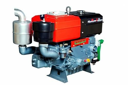 Motor diesel TDW30D TOYAMA 30 hp refrigerado água com sifão - BSS Maquinas
