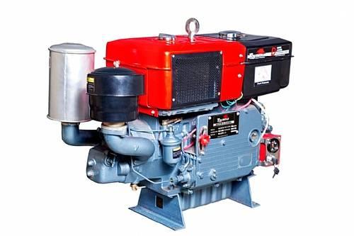 Motor à Diesel TDW30RE-XP Toyama 30Hp c/ Radiador P. Elétric - BSS Maquinas