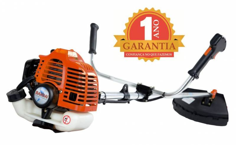Roçadeira BANDAI RG520PRO, Corra e aproveite nossas OFERTAS! - BSS Maquinas