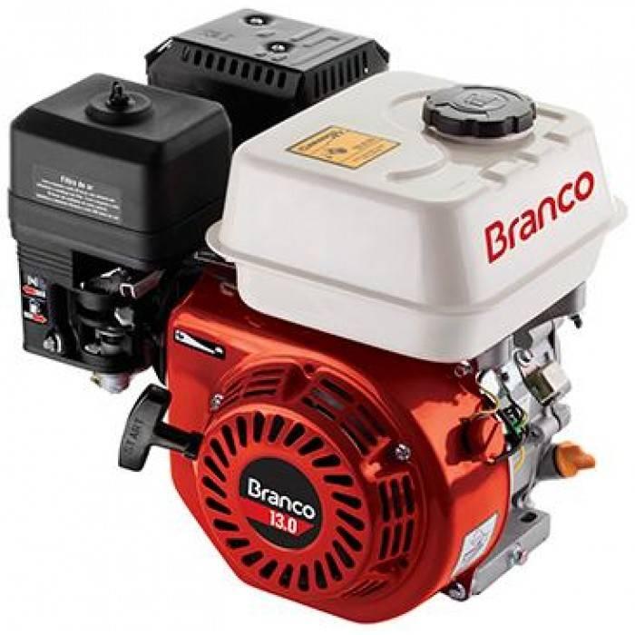 Motor Branco gasolina B4T 13,0CV,ADQUIRA AGORA na BSS. - BSS Maquinas