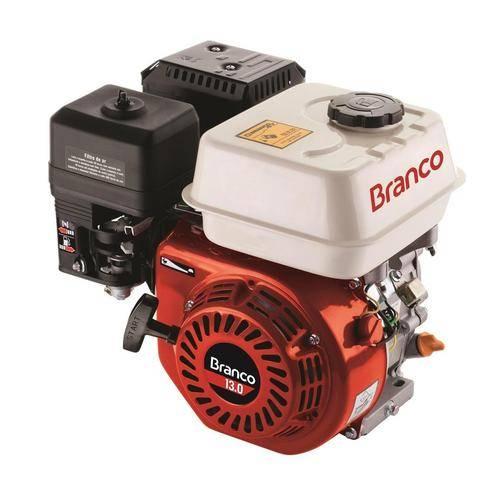 Motor Branco GasolinaB4T 13,0CV P. Eletrica, ADQUIRA AGORA! - BSS Maquinas
