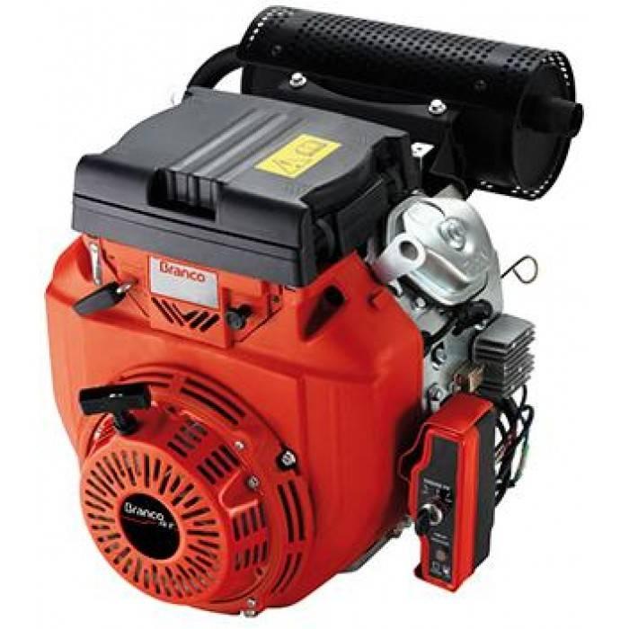 Motor Branco Gasolina B4T 20 CV P. Eletrica Multi Cilindros - BSS Maquinas