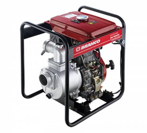 Motobomba Branco Diesel BD705CF3