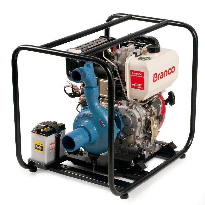 MotobombaBranco Diesel BD709 3