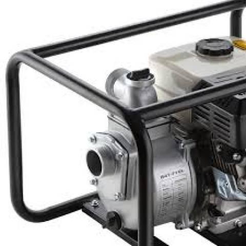 Motobomba Branco Gasolina B4T 710L 2