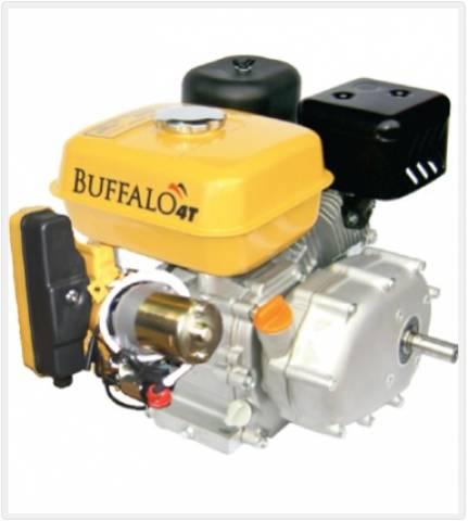 Motor Estacionário Buffalo BFG 6,5cv c/ Embragem, Em OFERTA! - BSS Maquinas