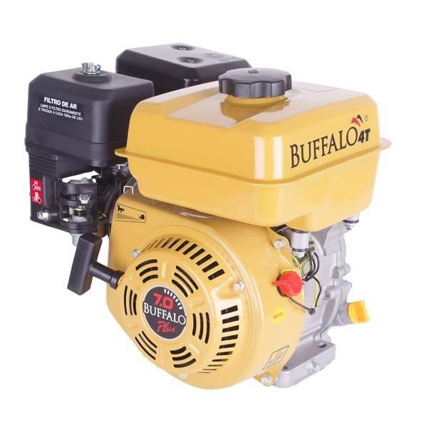 Motor Estacionário - Buffalo BFG 6,5cv - Partida Elétrica