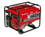 GERADOR BRANCO B4T 3500 - Partida Manual - Gasolina 3,5KVA