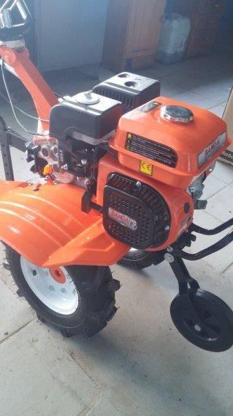 Motocultivador Gasolina 7HP Tratorito, APROVEITE AS OFERTAS! - BSS Maquinas