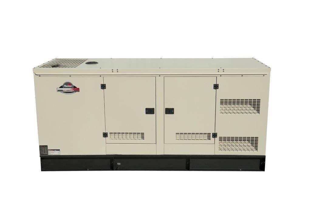 Gerador Toyama TDMG125SE3 Diesel Trifásico 125Kva, CONSULTE! - BSS Maquinas