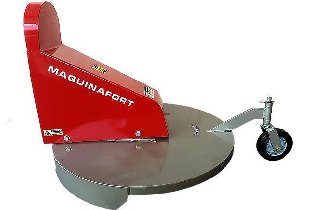 Roçadeira Maquinafort  para o Motocultivador Diesel TDT110 - BSS Maquinas