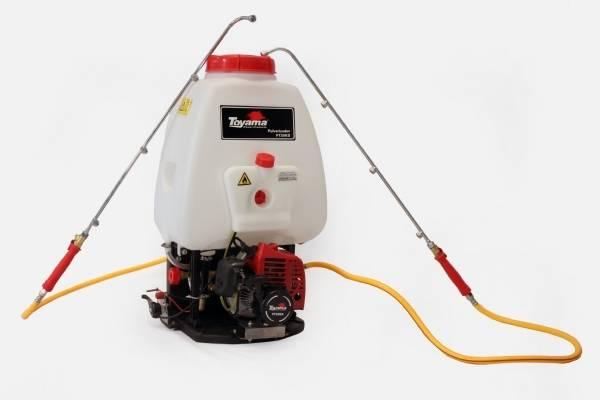 Pulverizador costal Toyama Gasolina TS26B 25L 26cc, Em PROMO - BSS Maquinas