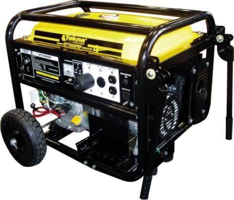 Gerador 7,2KVA Partida Elétrica TEKNA GT7500FEP, Em PROMOÇÃO - BSS Maquinas