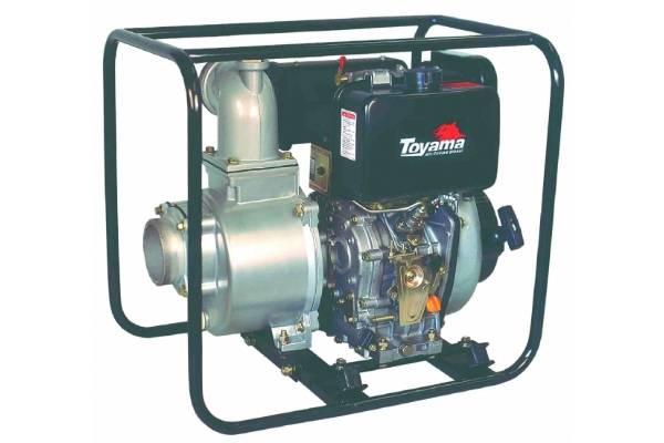 Motobomba Toyama Diesel 10hp P. Manual 4