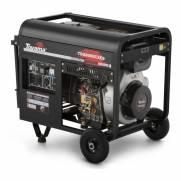 Gerador Diesel Toyama TDG8000CXEB Monofasico 6,5KW  127 220V