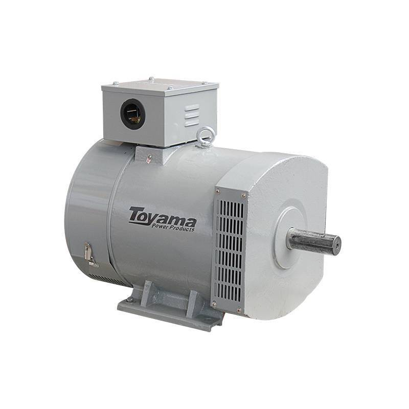Alternador de Energia Toyama TA8.0CT2 Trif. 8.0 kw 115/230V - BSS Maquinas