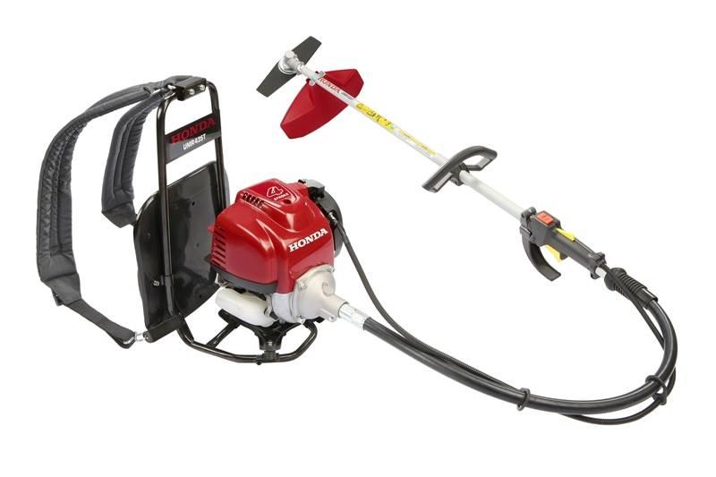 Roçadeira Honda UMR435T Costal à gasolina 4 T 7000RPM 1,4 CV - BSS Maquinas