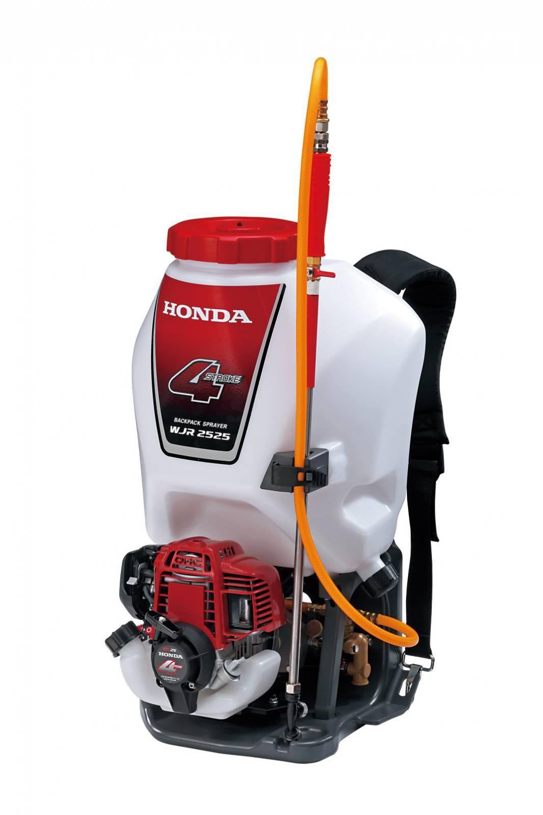 Pulverizador Honda WJR2525T Costal gasol. 4T 1Cv, Em OFERTA! - BSS Maquinas