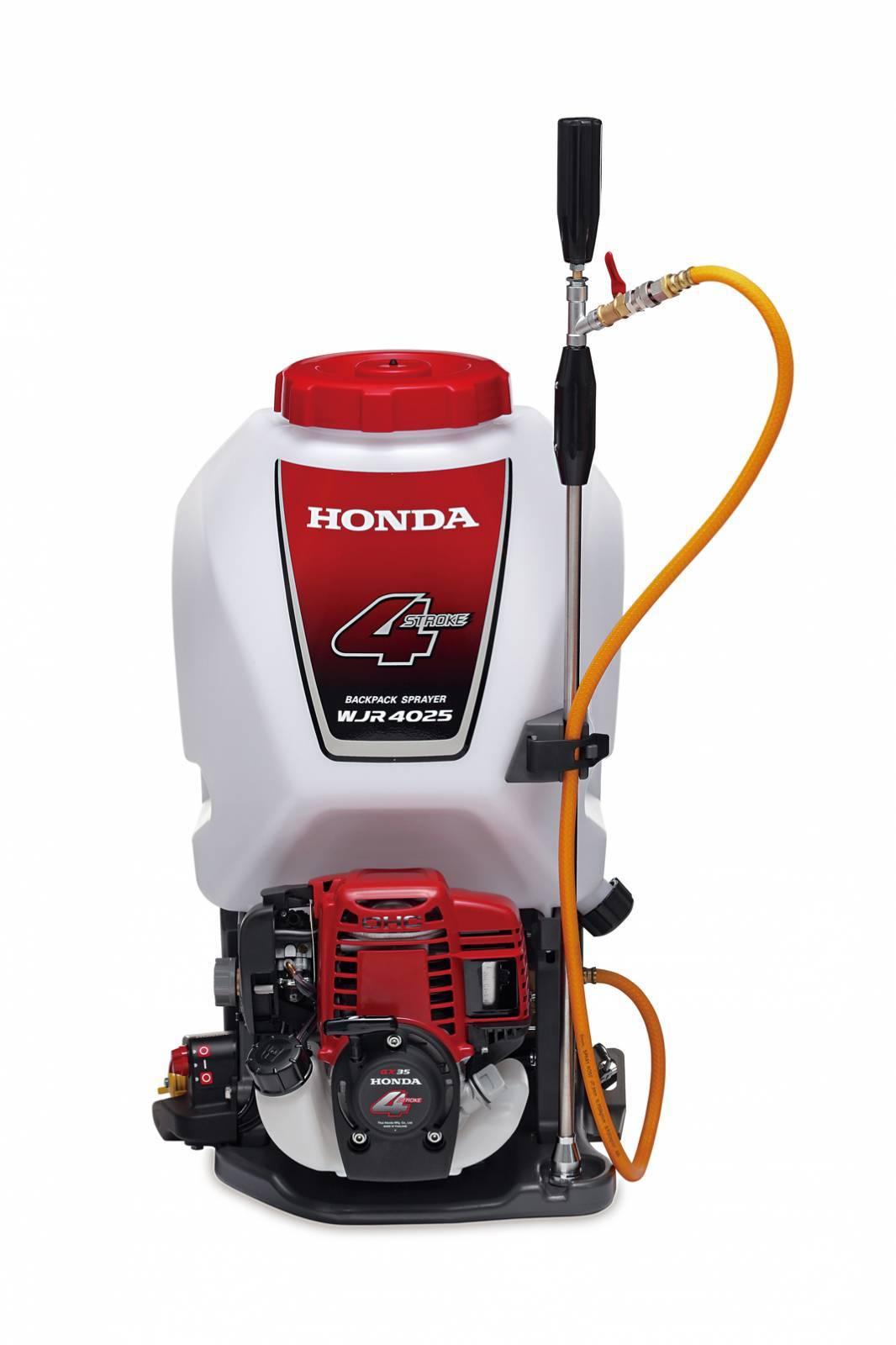 Pulverizador Honda WJR4025T Costal gasolina 4T 1,4Cv Manual