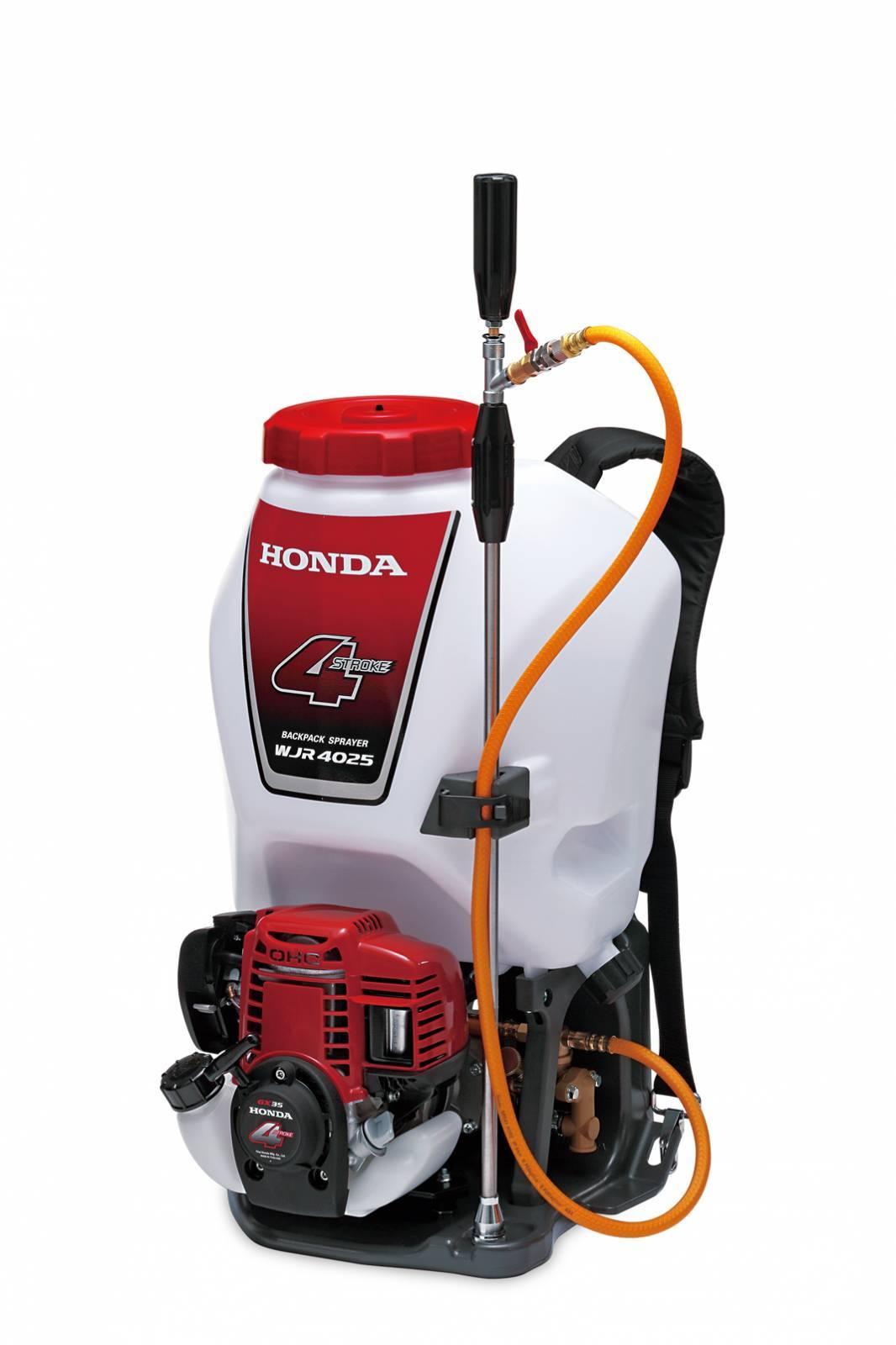 Pulverizador Honda WJR4025T Costal gasolina, ADQUIRA AGORA! - BSS Maquinas