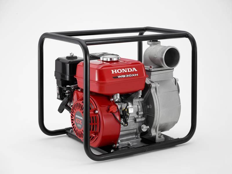 Motobomba Honda WB30XH Escorvante 3