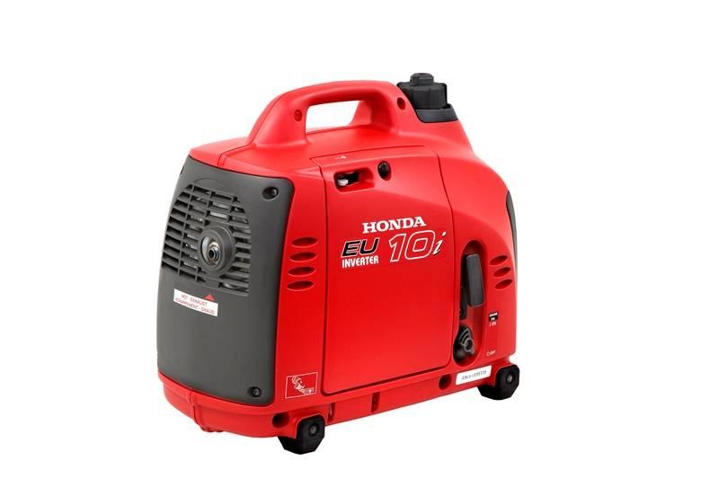 Gerador Honda EU10i Gasolina 120V 1000W P. Manual monofásico - BSS Maquinas