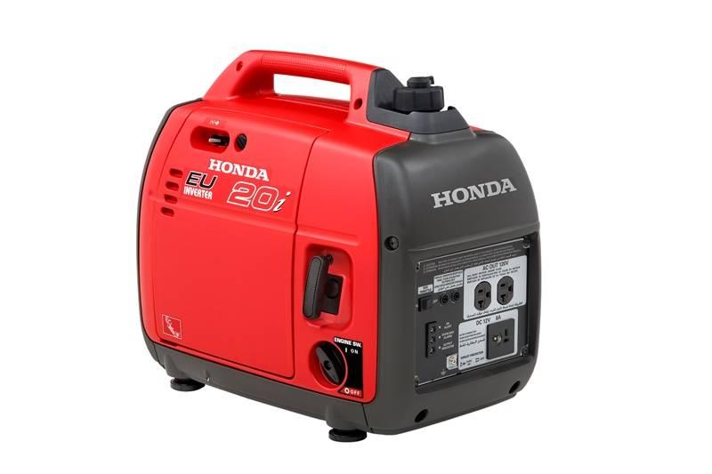 Gerador Honda EU20i Gasolina 120V P. Manual, Em PROMOÇÃO!!! - BSS Maquinas