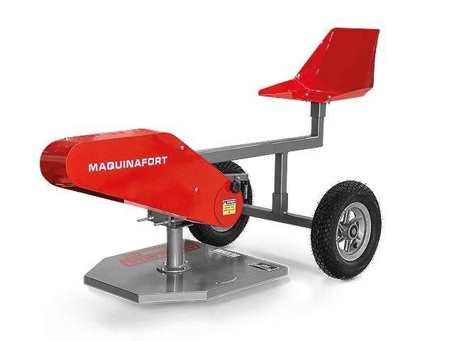 Aparador Grama AGT-500 p/ Motoculti. Buffalo BFG920, OFERTA! - BSS Maquinas