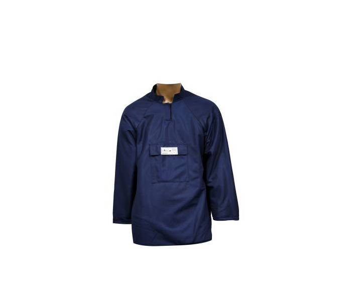 Camisa Tecmater Fibra8CAM cor Azul P/M/G/GG/XP, Em PROMOÇÃO - BSS Maquinas