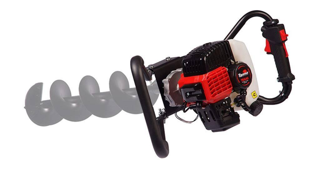 Perfurador solo Toyama gasolina TEA43X-PH 42,7cc Em PROMOÇÃO - BSS Maquinas