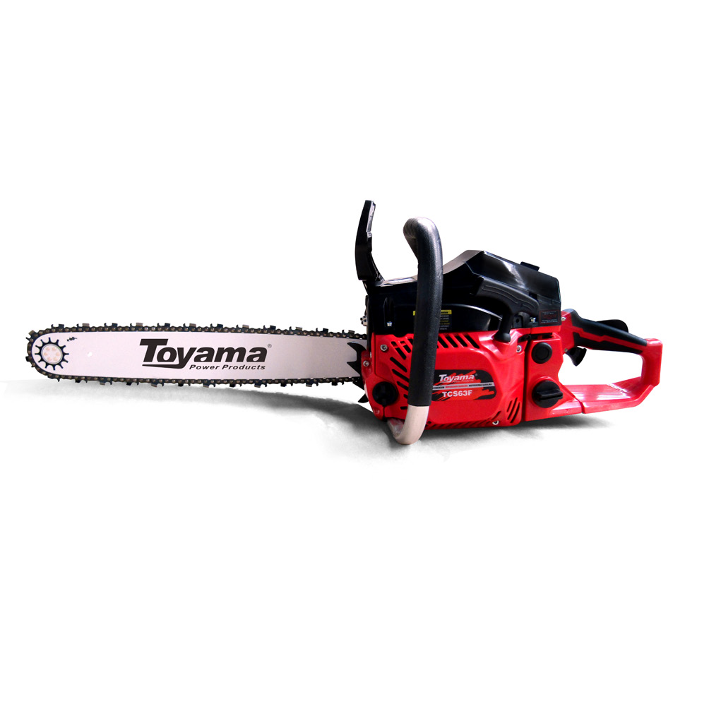 Motosserra farm Toyama TCS63F 61,5cc 3,5HP gasolina, OFERTA! - BSS Maquinas