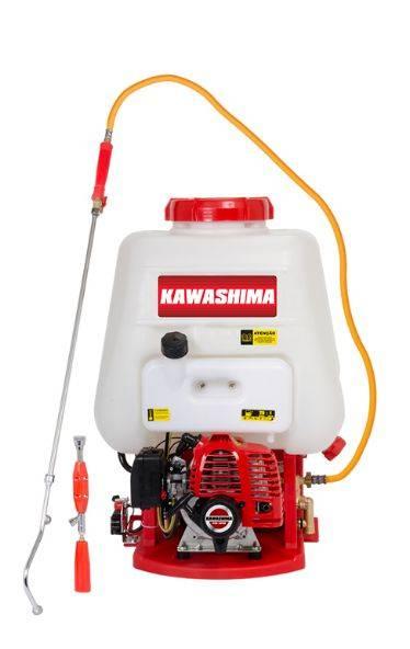 Pulverizador Kawashima PCG2625 25L gasolina 25,4cc, Em PROMO - BSS Maquinas