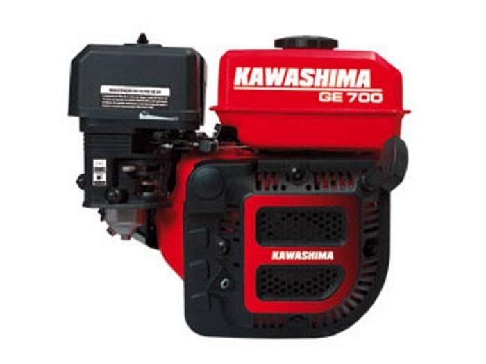 Motor Estacionário Kawashima GE 700 4T gasolina, Em PROMOÇAO - BSS Maquinas