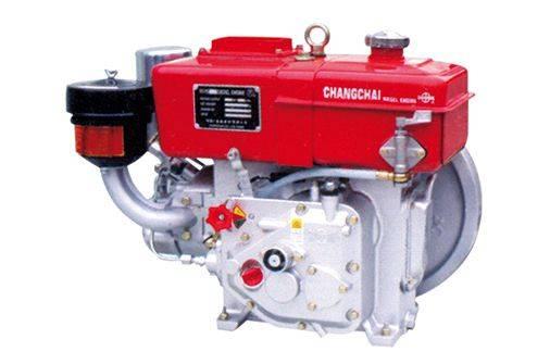 Motor Estacionário Changchai R175-B 4T Diesel HOPPER6,6HP